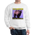 Grizzly Bear YNP Sweatshirt
