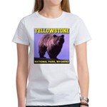 Grizzly Bear YNP Women's T-Shirt