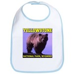 Grizzly Bear YNP Bib