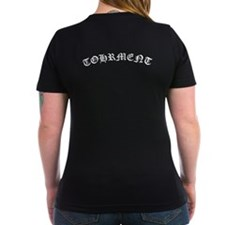 Women's Dark T-Shirt -My Brother Loves Me-Tohrment