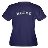 BDB Logo Plus Size V-Neck T-Shirt - Rhage