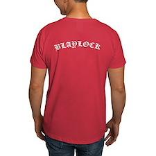 BDB Logo Standard Fit Dark T-shirt - Blaylock