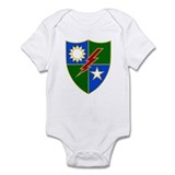 Rangers  Baby Onesie