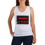 Atheist humor Women's Tank Top