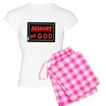 Atheist humor Women's Light Pajamas