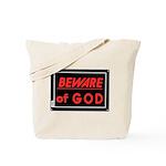 Atheist humor Tote Bag