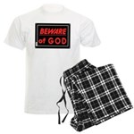 Atheist humor Men's Light Pajamas