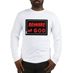 Atheist humor Long Sleeve T-Shirt