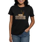 THE BUCK Women's Dark T-Shirt