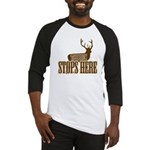 THE BUCK Baseball Jersey