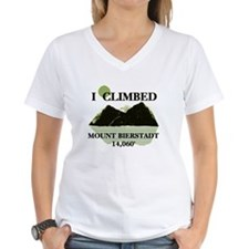 I Climbed Mount Bierstadt Shirt