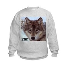 Wolf YNP, Wyoming Sweatshirt
