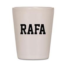 Rafa Shot Glass