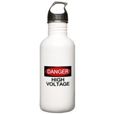 Danger! High Voltage Water Bottle
