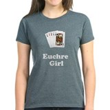 Poker Euchre Deal Shirt T-shi Tee