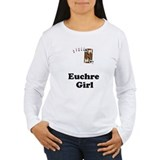 Poker Euchre Deal Shirt T-shi T-Shirt