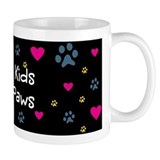 All My Kids/Children Have Paws Coffee Mug