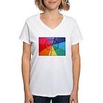 Day Dreams Women's V-Neck T-Shirt