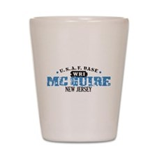 McGuire Air Force Base Shot Glass