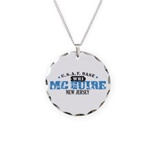 McGuire Air Force Base Necklace