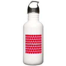 I Love Alabama! Water Bottle