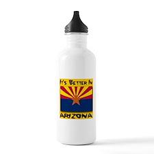 It's Better In Arizona Water Bottle