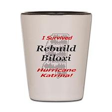 Rebuild Biloxi Shot Glass