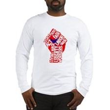 Worker's Civil Rights Long Sleeve T-Shirt