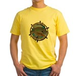Bluegill Master Yellow T-Shirt