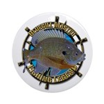 Bluegill Master Ornament (Round)