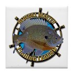 Bluegill Master Tile Coaster