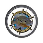 Bluegill Master Wall Clock