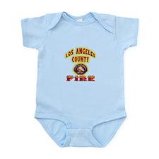 Los Angeles County Fire Infant Bodysuit