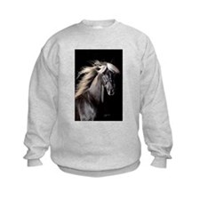 Choco Rocky Mountain Horse Sweatshirt