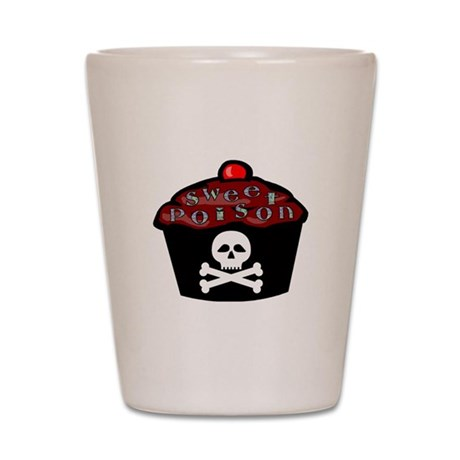 Sweet Poison Shot Glass