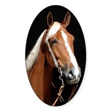 Chestnut Horse Decal