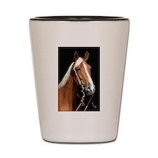 Chestnut Horse Shot Glass