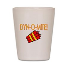 Dynomite Shot Glass