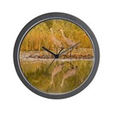 Sandhill Crane Wall Clock