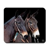 Mule Twosome Mousepad
