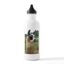 Spotted Llama Water Bottle