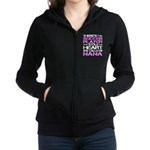 iGay Women's Plus Size V-Neck Dark T-Shirt