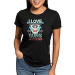 Commodore 64 Women's Fitted T-Shirt (dark)