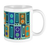 Blue Brick mug