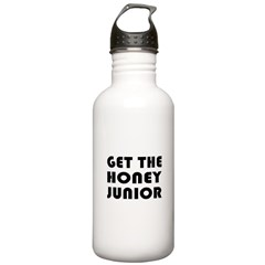 Get The Honey, Junior Stainless Water Bottle 1.0L