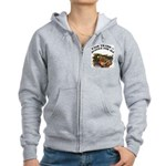 Fair Trade Women's Zip Hoodie