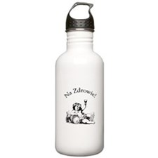 Polish Toast Wine Stainless Water Bottle 1.0L