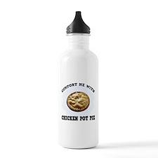 Comfort Chicken Pot Pie Water Bottle