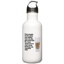 Chocolate Milk Stainless Water Bottle 1.0L