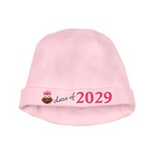 Class Of 2029 Future Graduating Class Baby Hat